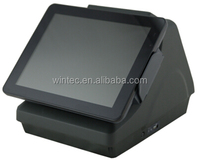 10 inch Bay Trail J1900 CPU/ Quad Core Touch Screen POS