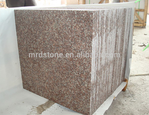 China Natural Stone Floor Covering Pink G687 Granite Tiles