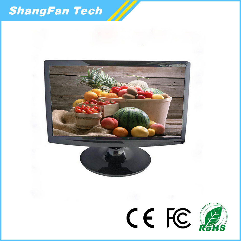 Lowest price 15 17 19 18.5 22 24 inch lcd/led pc monitor/Cheap Chinese tv sets