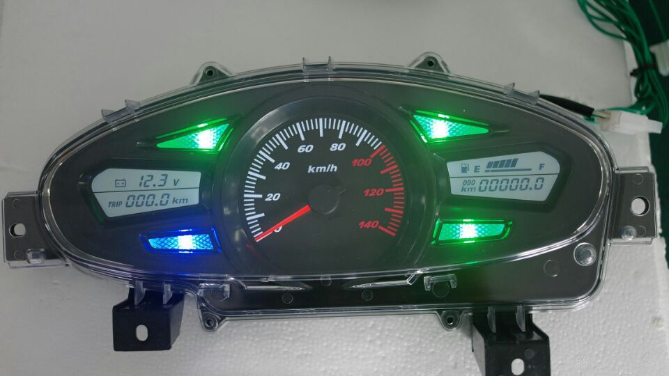 ATV speedometer/instrument