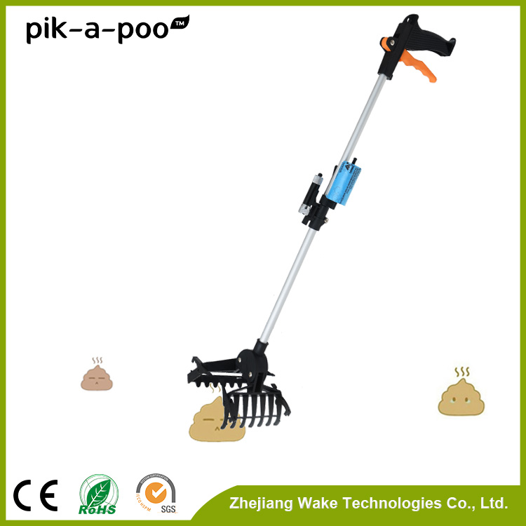 pik-a-poo 2016 new pet dog products fashion plastic pet/animal pooper scooper (made in china)