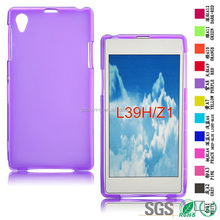 TPU mobile phone case for Sony Xperia Z1 L39h