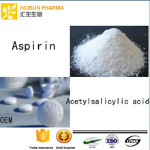 Pharmaceutical Grade high quality Aspirin/Acetylsalicylic acid powder 50-78-2