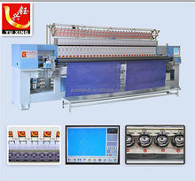 33 multi head multi needle quilting machine embroidery with best price