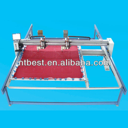 China made multi functional needle quilting machine With ISO9001