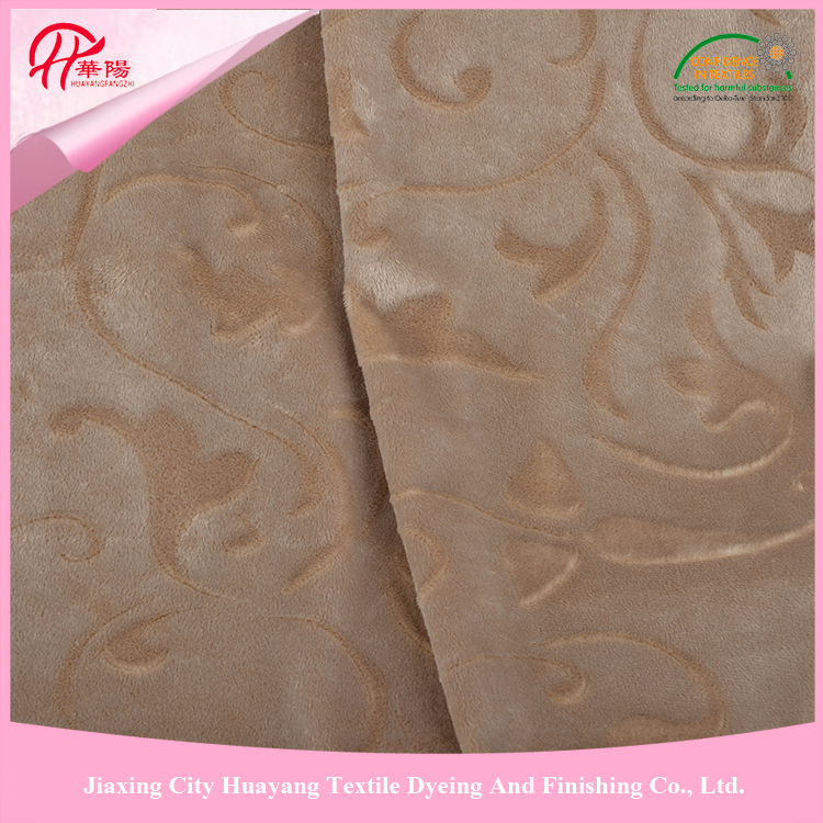 160-350gsm weight printed polyester fabric satin