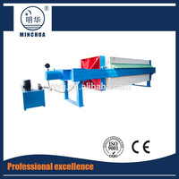 High Quality Press Filter Equipment Filter