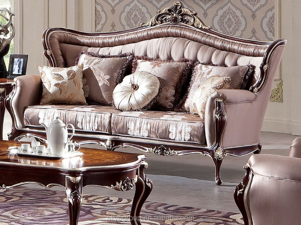 As21 Classic Wooden Sofa Set And French Provincial Living Room Sofa Buy Classic Wooden Sofa