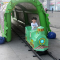 Coin system kiddie train ride for sale