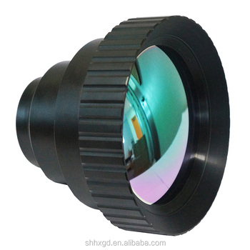 Customizable Optical Infrared Lens