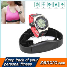 Garmin Style Heart Rate Monitor Watch with Heart Rate Sensor Chest Strap
