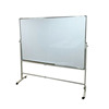 School Classroom Supply Mobile Aluminum Stand Whiteboard