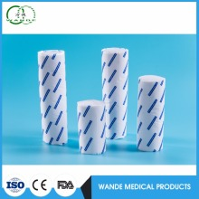 Medical orthopedic gypsum cast cotton padding, cotton wool, medical cotton roll