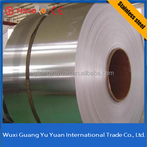cheap goods from china 1219mm width hot rolled 201 grade stainless steel coils