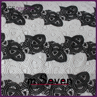 fashion flowers Embroidery lace Fabric, Embroidery lace Fabric, (HY7804)