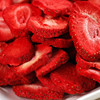 FD004 China high quality Quick frozen sliced strawberry with factory price