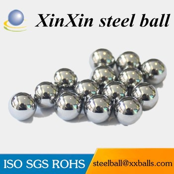 AISI52100 100CR6 SUJ2 GCR15 7.938mm 8mm 8.731mm 9mm 9.525mm chrome steel ball