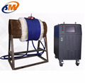 induction pwht system weld preheat stress relieving machine