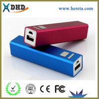 The Classical and Portable Metal Power Bank for Smart Phone