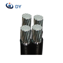 0.6/1kv High Quality low voltage XLPE Insulated, 5 core conductor ABC overhead cable