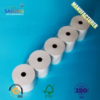 Wholesale Cheap Adhesive Parking Ticket Bond Stock Rolls Thermal Paper