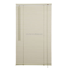 "1"" plastic slats office curtains and blinds"