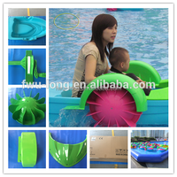 aqua children paddle boat toy second hand aluminium boats for sale