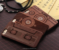 New hot products ! Gift for iPhone 5S case , 3D pattern wood phone case for iPhone 5S