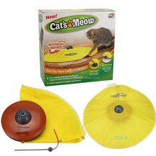 High quality Cat's Meow Cat Toy as seen on tv Undercover Mouse panic mouse electronic toy for cat <strong>training</strong> tool E001