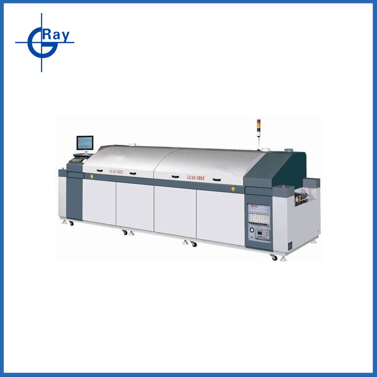 China Manufacturer Reflow Soldering Oven PCB Soldering Machine