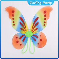 Carnival ,Dancing party Colorful butterfly wings for sale