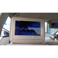 "taxi digital advertising system 7"" inch car LCD monitor with AV VGA input support HDMI"