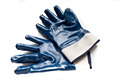 Brand MHR nitrile coated heavy jersey heavy duty winter gloves