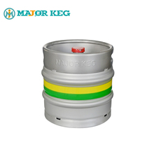 German standard stainless steel beer keg 30 l
