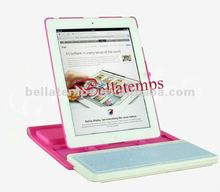 Bluetooth Keyboard for iPad with 360 Degree Rotatable