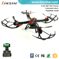 New hobby 2.4G wifi quadcopter camera drone with high set function