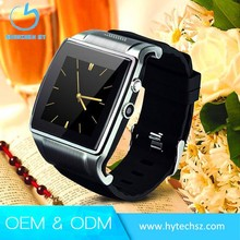 1.55 inch big screen watch phone ce rohs quality Hi Watch 2 smart watch cheap price for andoid iphone mobile