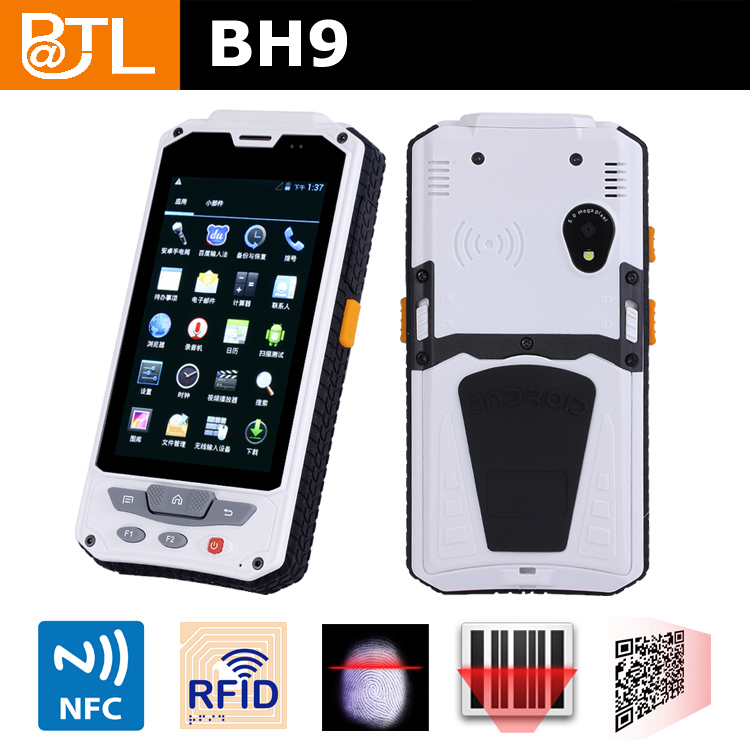 GD provide free SDK HGC513 BATL BH9 Fingerprint cheap ip67 android mobile computer