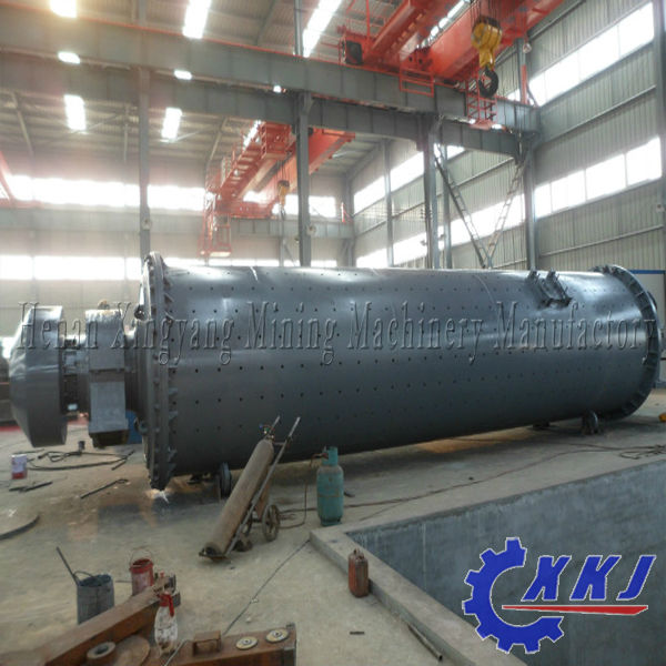 Cement grinding tube ball mill