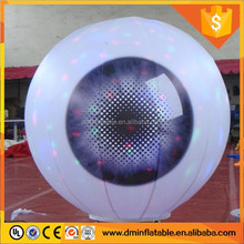 2016 Hot Sale Inflatable LED Balloon / Baloon Type Inflatable Lighting / Helium Inflatable Hanging led lights