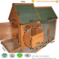 wooden pet house with good quality