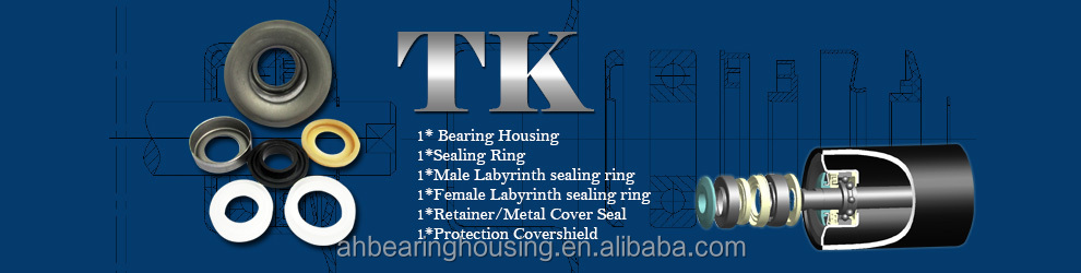 2015 TK6308-159 Conveyor Roller PIPE Bearing END CAP