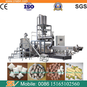 low power consumption Core Filled Cereal/Corn Snacks Food Machine