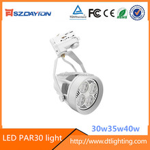 Popular AC90-305V 110v220v277v dimmable 35w led par30 light led spotlight par30 bulb