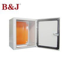 Insulated metal waterproof outdoor wall cabinet steel electrical distribution box