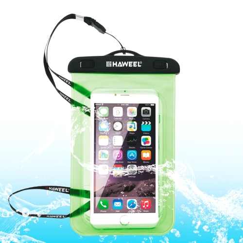HAWEEL China Wholesale Armband Waterproof Phone Case, PVC Waterproof Bag/Waterproof Pouch for Mobile Phone
