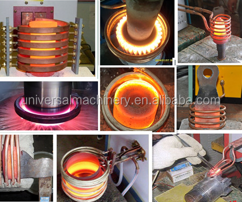 100% Duty IGBT Induction Heating Treatment Machine