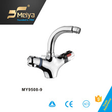 brass body bathroom design faucet thermostatic bidet faucet mixer tap