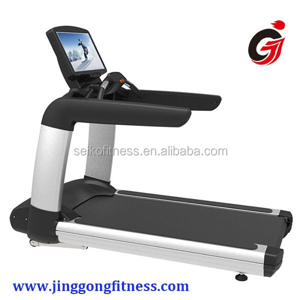 2016 sports Commercial Treadmill with TV electric <strong>fitness</strong>/<strong>fitness</strong> equipment/home gym