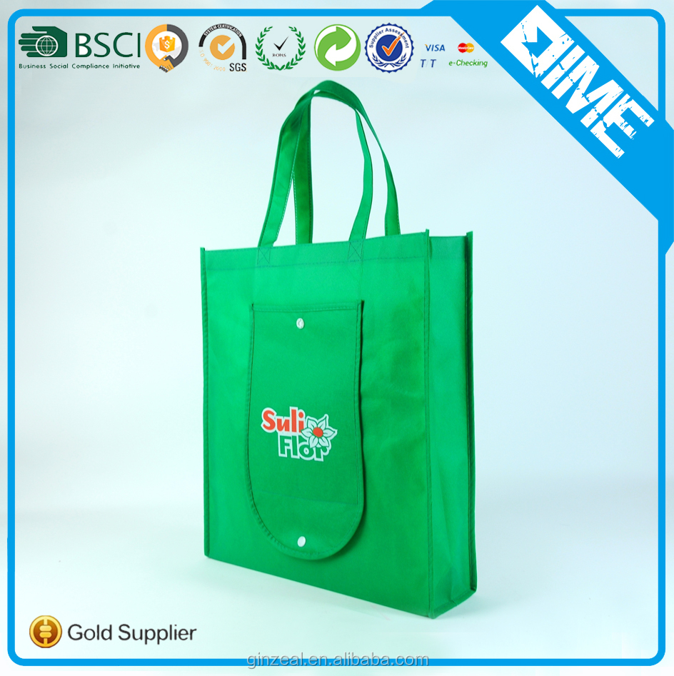 Customized Hot Sell Hand Made Non Woven Fabric Bag